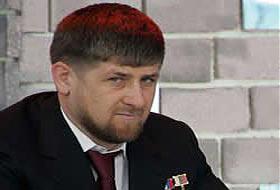Çeçenistanın Başkanı Yine Kadirov !