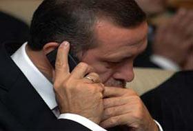 Başbakan Erdoğan Halid Meşal İle Görüştü