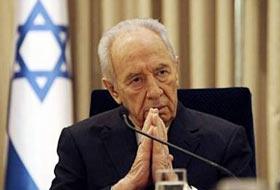 Peres'ten şok açıklama