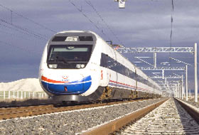 Hızlı Tren'de Talep Eksikliğinden İçki Servisi Kalktı
