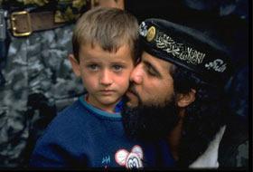 Şehid Hattab'ın Oğluna Yazdığı Mektup