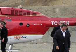 Helikopter kazasıyla ilgili bir şok iddia daha!