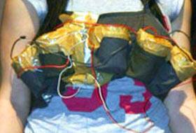 Şanlıurfa'da iki Canlı Bomba Yakalandı