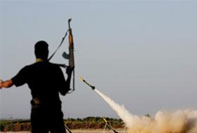 İsrail Ordusu: Gazze'den Ateşlenen Füze Aşkol'ü Vurdu