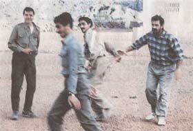 Abdullah Çatlı PKK kampında (FOTO)