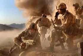 İngiliz askeri Afganistan'dan çekiliyor