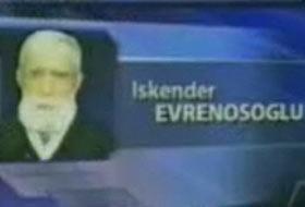Kim Bu İskender Evrenesoğlu? (VİDEO)