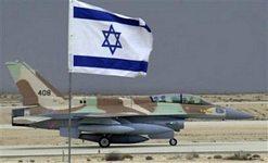 Siyonist Uçaklar Gazze Semalarında