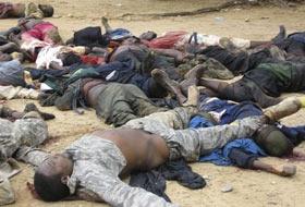 Nijerya'da Terör Saldırısı