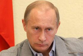 Putin Buzları Eritme Ziyaretinde