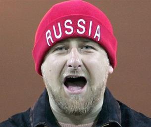 Kadirov'dan Putin Yalakalığı