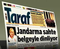 Taraf Gazetesi Eski Yöneticilerine Balyoz'dan Soruşturma