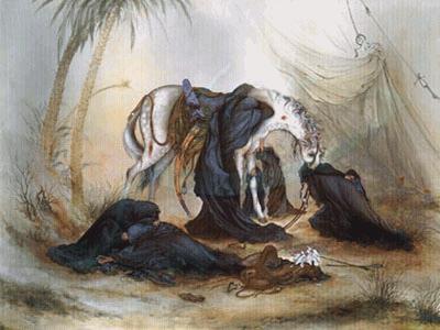 Hz. Zeyneb'in Yezid'e Muhteşem Hitabı
