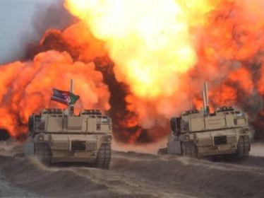 Taliban'dan NATO Konvoyuna Saldırı