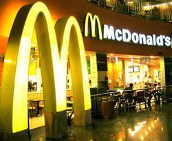 Rusya ABD'ye McDonald's misillemesi