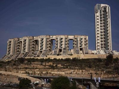 İsrail'in yerleşim planları tam yol!