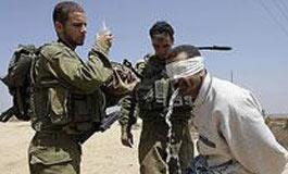 12 Filistinli gözaltına alındı