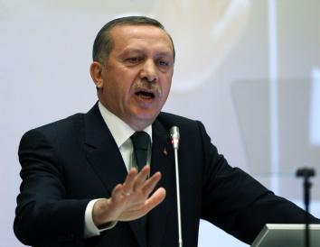 Erdoğan: Terbiyesiz Herifler-VİDEO