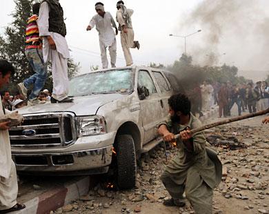 Afganistan'da Bir Yılda 2767 Kişi Öldürüldü