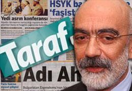 Ahmet Altan'a Soruşturma Şoku!