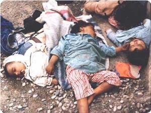 Sabra ve Şatilla Katliamını Unutmayacağız