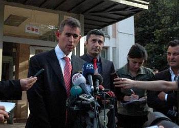 Erdoğan'la görüşme sonrası  flaş açıklama