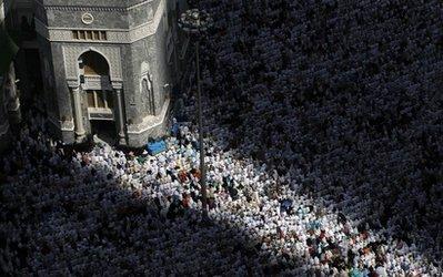 3000 Çeçen Müslüman Hac Hazırlığında