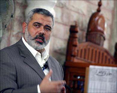 Heniyye'den İsrail ve ABD Baskısına Karşı Yardım Çağrısı