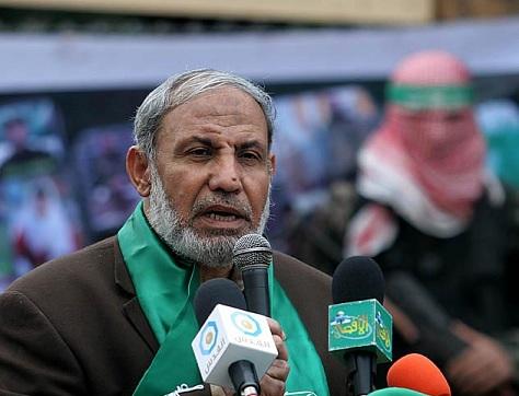Hamas Liderlerinden Mahmud Zahhar'dan Mesaj: Hazırız !