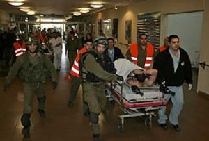 Kudüs'de Bir Yahudi Bıçaklandı