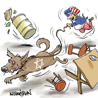 ABD'den Siyonistlere Silah ve Muhimmat Desteği