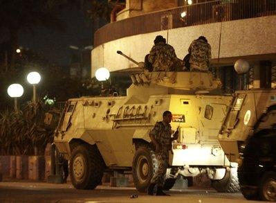 Mısır'da güvenlik güçlerinden operasyon