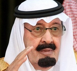 Suudi Kralı'ndan Sisi'ye tebrik ziyareti