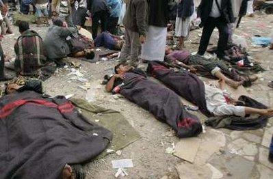Yemen'de iki haftada 455 kişi öldü
