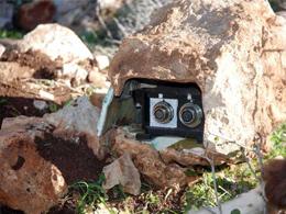 Siyonist Rejimin Lübnan Sınırında Casus Aygıtları Yakalandı