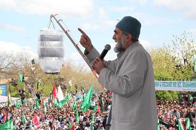 "Mehmet Göktaş: ""İsrail Müslümanlara musallat olan kanserli bir virüstür"""
