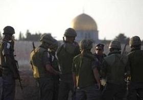 İsrail Ordusu 15 Filistinliyi Gözaltına Aldı