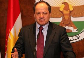 Barzani PYD'ye Tepki Gösterdi