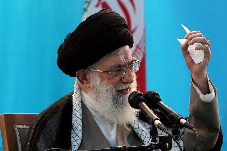 """Hamaney: """"Şii-Sünni"""" fitnesi çıkarmayı hayal edenlerin hayalleri suya düştü!"""