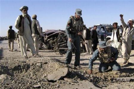 Afganistan'da Taliban'a operasyon: 23 Ölü