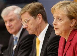 Alman koalisyonu bakanları belirledi