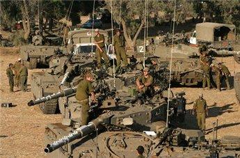 İsrail Sınıra Sevkiyat Yapıyor