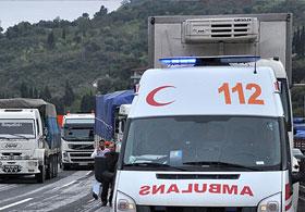 Bayram tatilinin trafik bilançosu ağır oldu: 108 ölü 4000 yaralı