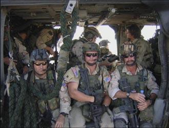 ABD Askeri Çobanbey'e Ayak Bastı
