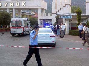 Hatay Havaalanı'nda bomba ihbarı