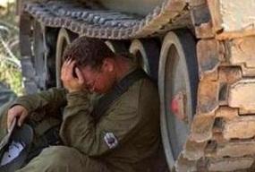 Siyonist Ordu Çöküyor, Yüzlerce Asker Travma Geçirdi
