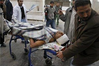 2013'de 36 Filistinli Şehid Oldu