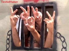 Saraçhane'de Filistinli Esirlerle Dayanışma Eylemi