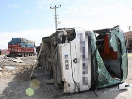 21 kişinin Öldüğü Kazada Kimliği Belirlenenler