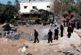 İsrail Askeri Eve Bomba Attı